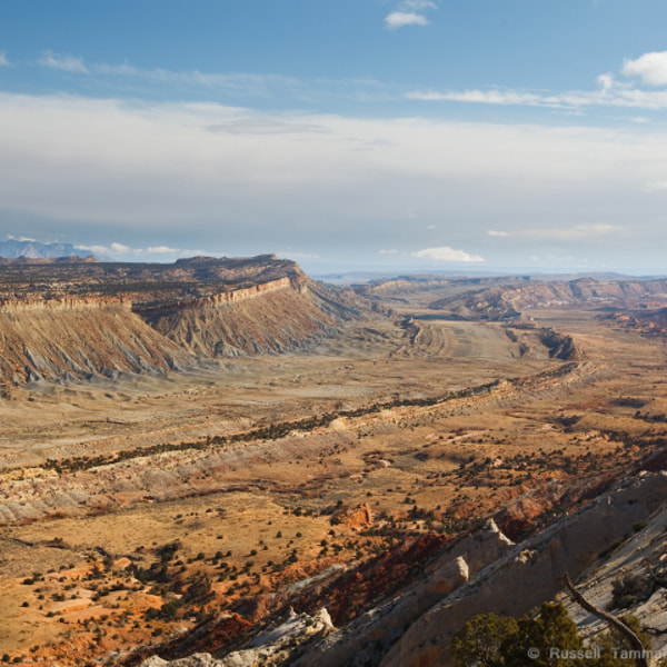 Strike Valley, Capitol Reef