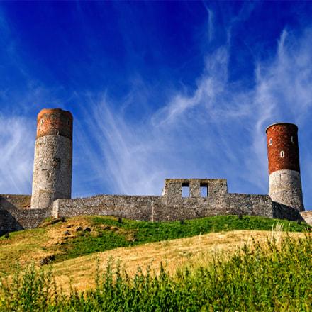 Castle Chęciny