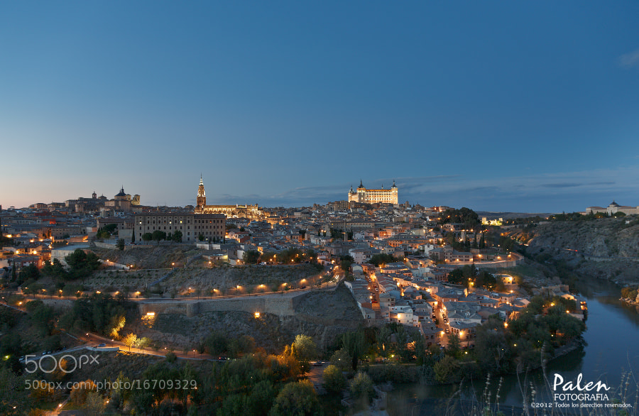 Photograph Ciudad de Toledo. / City of Toledo. by Palen  Fotografía on 500px