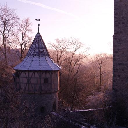 Burg und Schloss Amlishagen