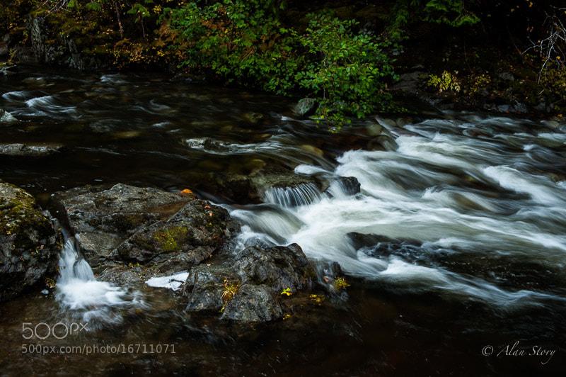 Photograph Kokisalah Rapids by Alan Story on 500px