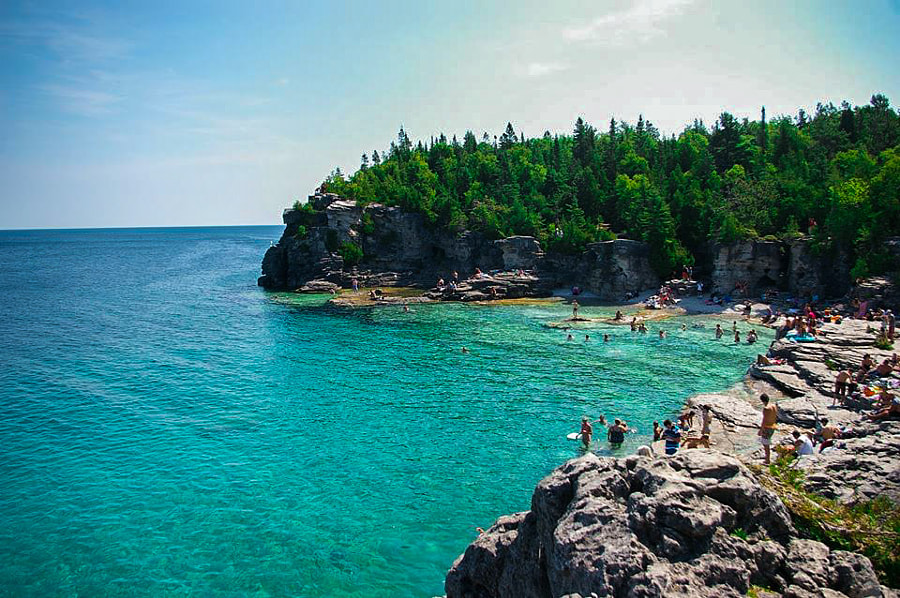 Bruce Peninsula National Park by Jordan Tourigny on 500px.com