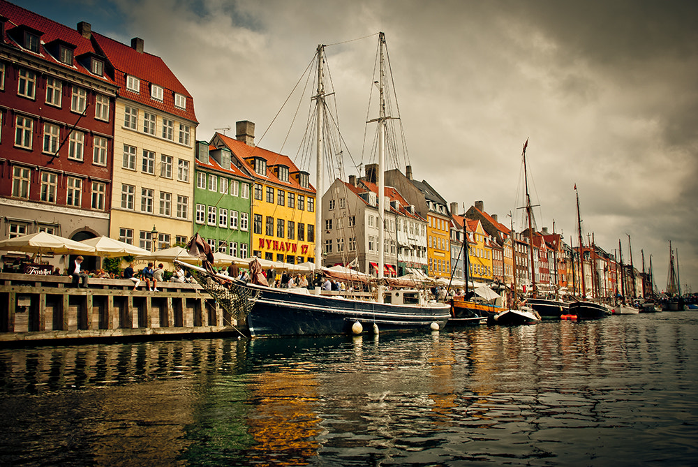 Photograph Nyhaven - Copenhagen by Marion Frau Doktor on 500px