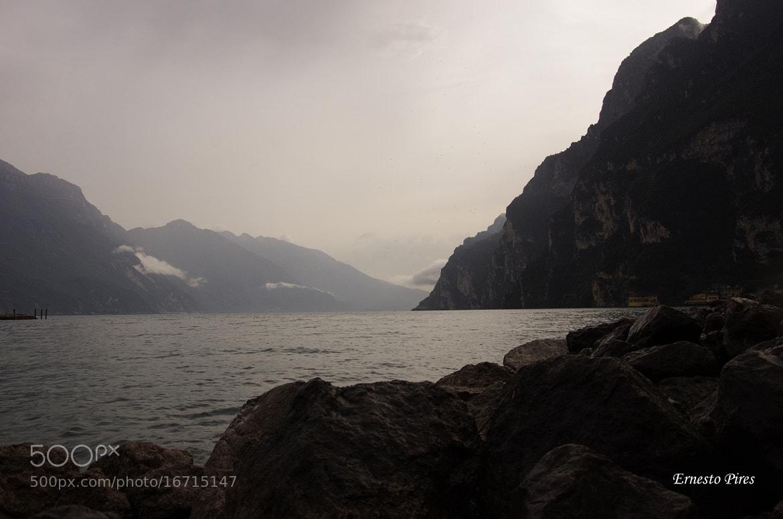 Photograph La montagna di garda by Ernesto Pires on 500px