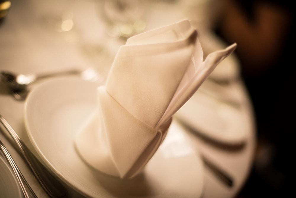 Photograph King Napkin Fold by Alex Rodriguez Wilkes on 500px