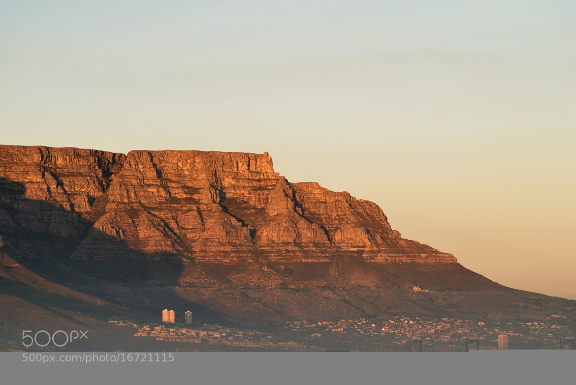 Photograph Sunrise at Table Mountain by Viktor Chan on 500px