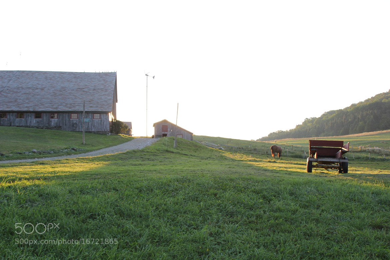 Photograph Vermont Sunrise by Ryan Heffernan on 500px