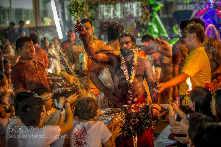 The Navarathri Puja Thailand