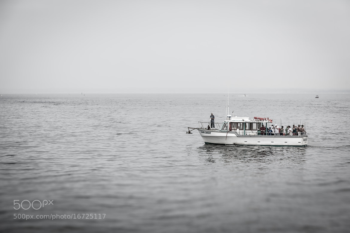 Photograph Fishing Boat by Peter Lawton on 500px
