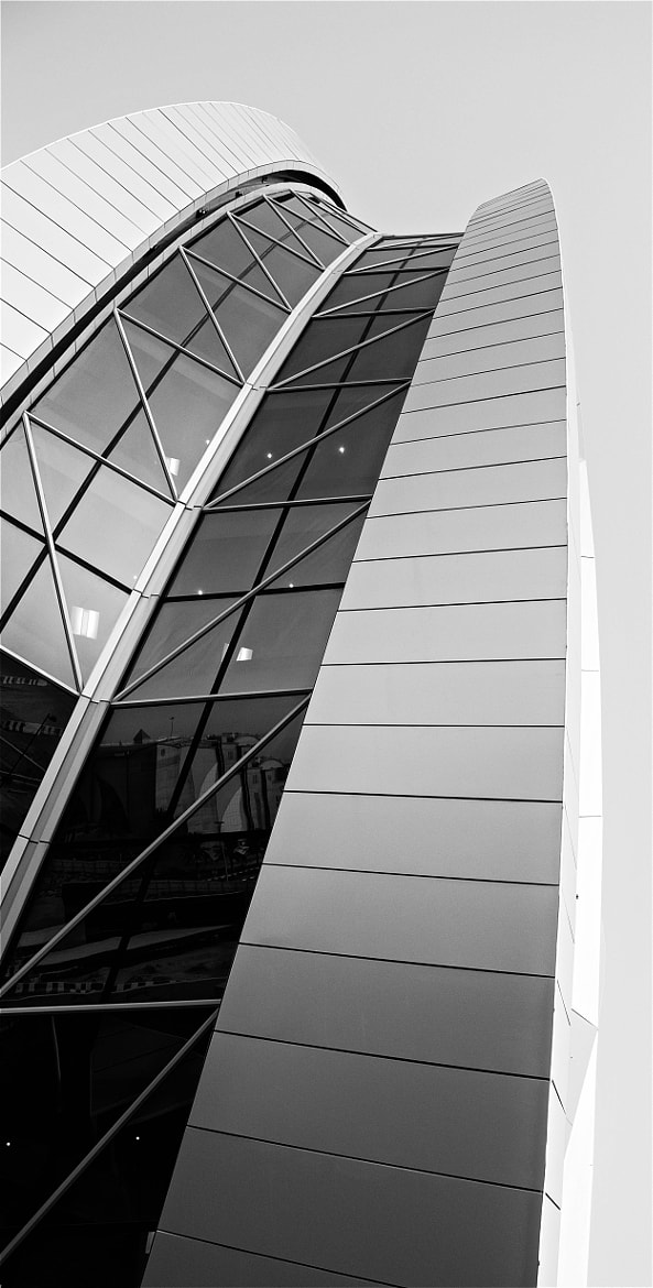 Photograph Aldar HQ 2 by julian john on 500px