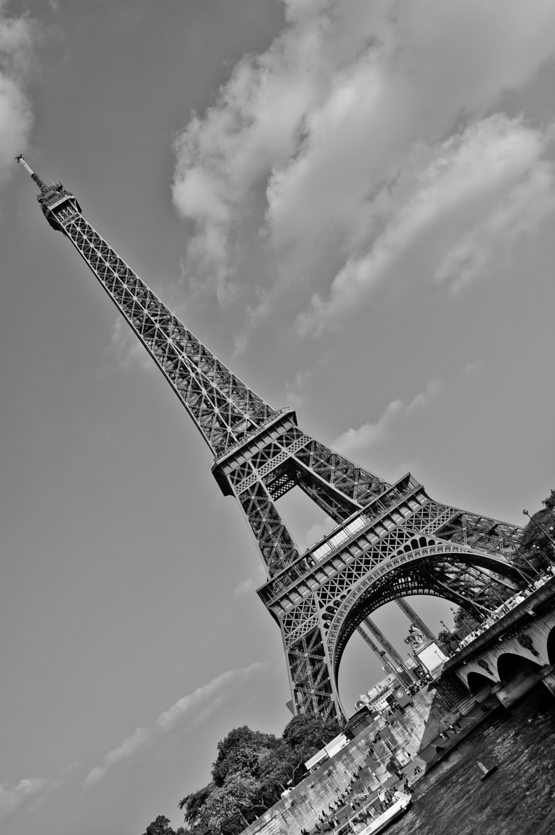 Photograph La Tour Eiffel by Firoz  Bharucha on 500px