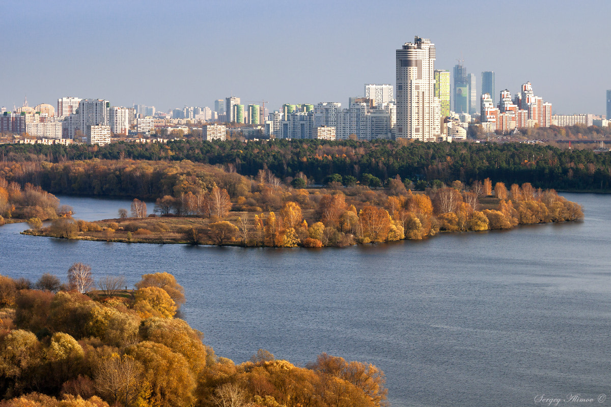 Photograph Autumn in Moscow by Sergey Alimov on 500px