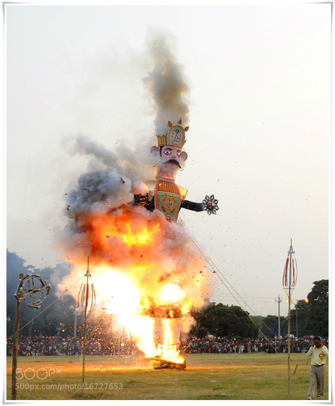 Photograph Dusshera Festival by Jaskiran Singh Batra on 500px
