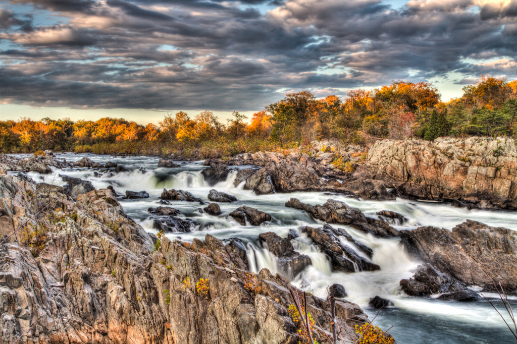 Photograph Great Falls by Jonathan Chu on 500px