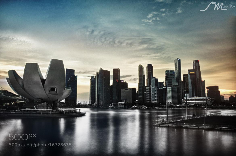Photograph Marina Bay Sands by Sunny Merindo on 500px