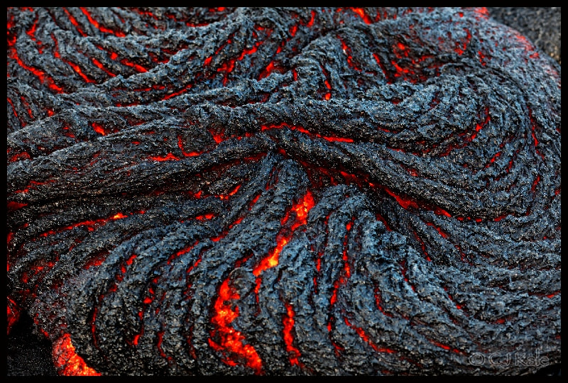 Photograph Lava rope by Cj Kale on 500px