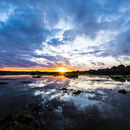 Bipolar sunrise