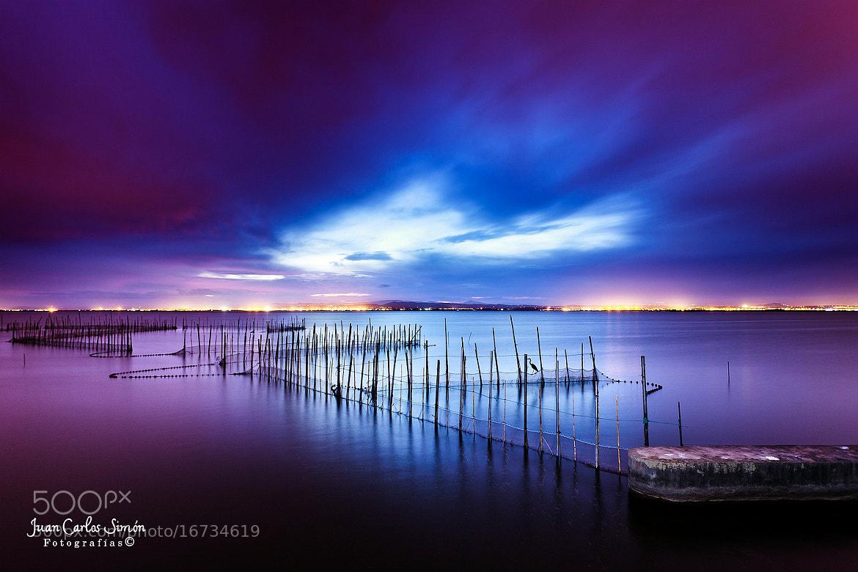 Photograph 50 segundos de luz (50 seconds of light) by Juan Carlos Simón on 500px