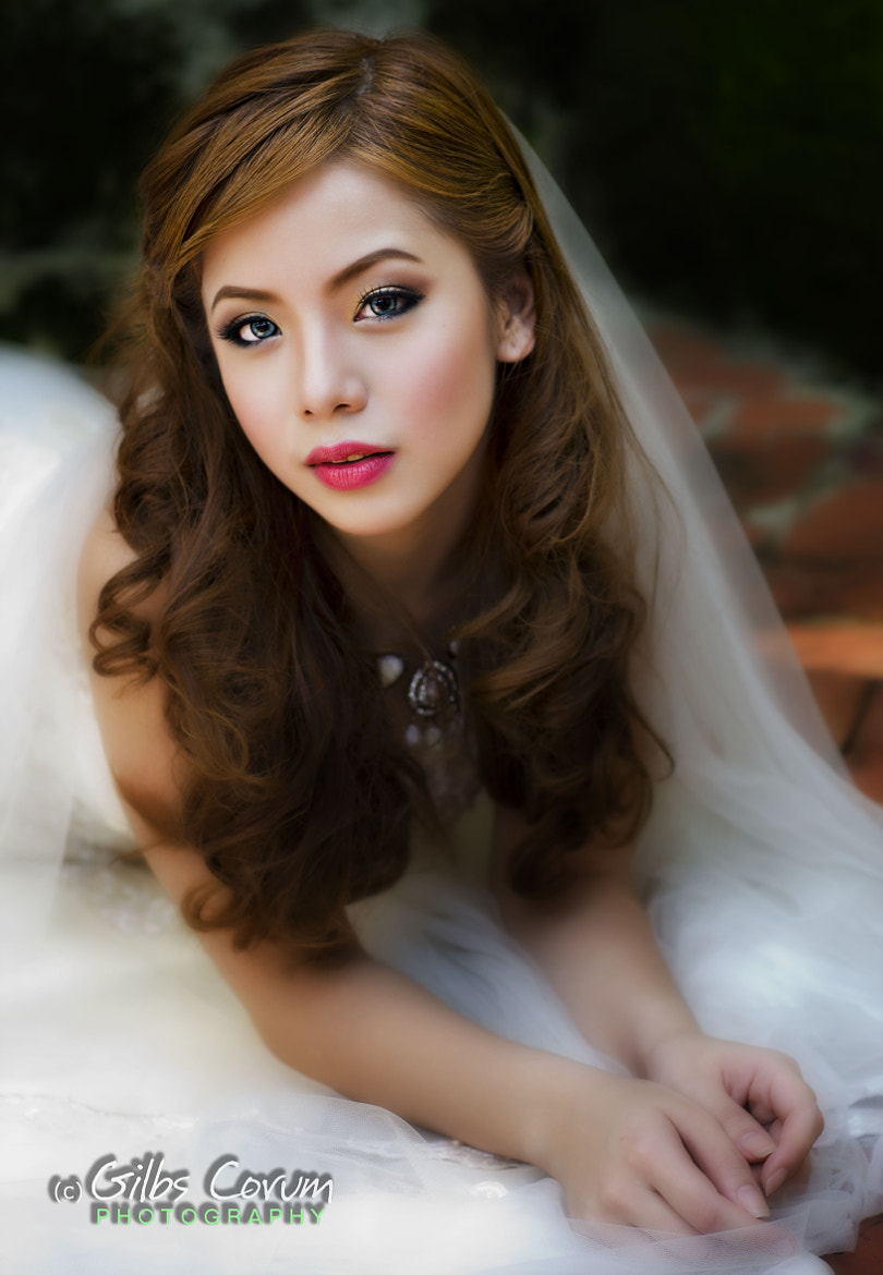 Photograph The Pretty Bride by Gilbs Corum on 500px