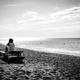 Sea / Mare n.2 - Finale Ligure- Italy, 2016