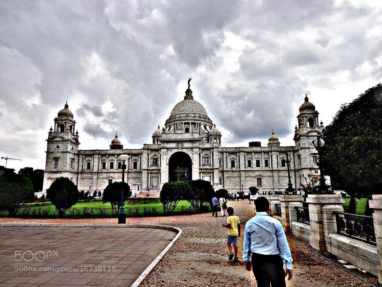 Photograph Victoria memorial by Shivam Shahi on 500px