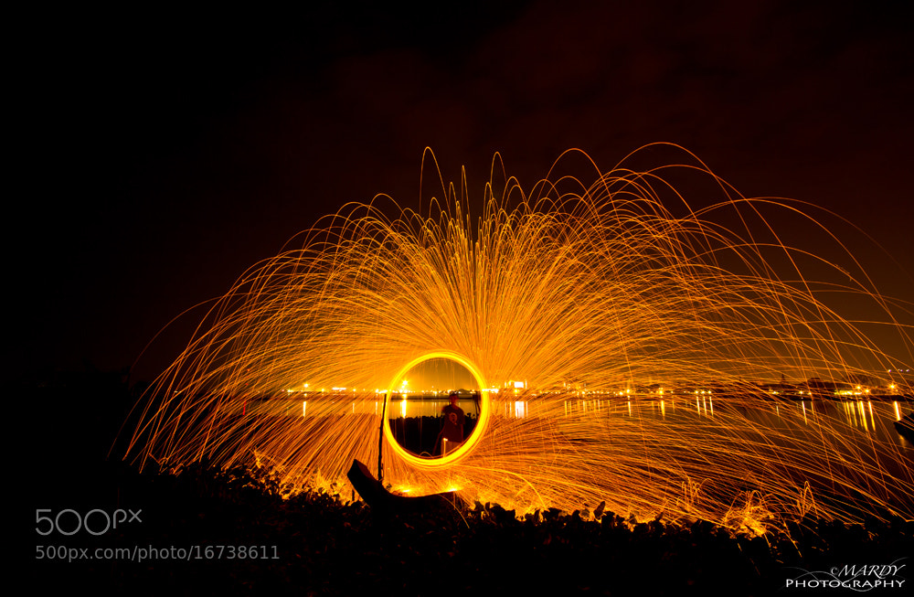 Photograph I Love Steel Wool ;) by Mardy Photography on 500px
