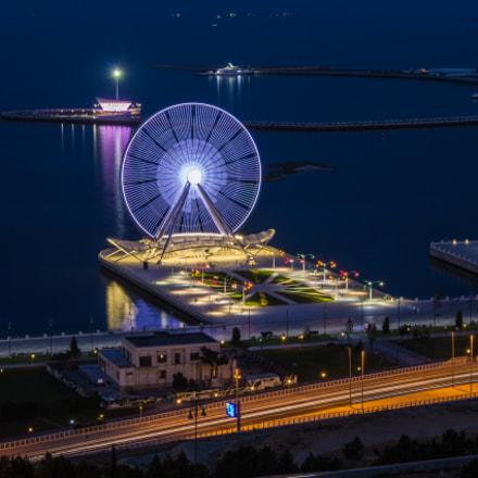 Night in Baku