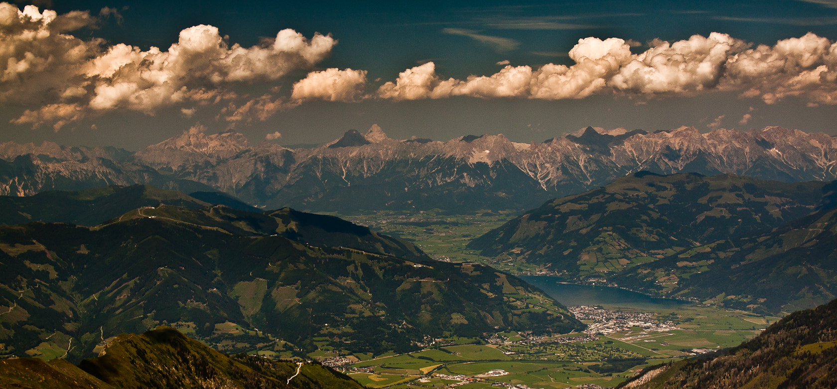 Photograph Zell am See by Christoph Müller on 500px