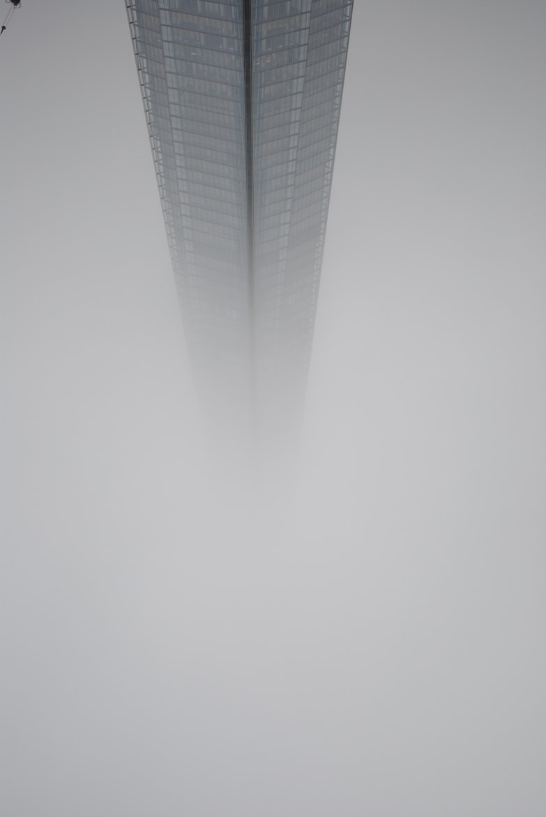Photograph Shrouded Shard 2 by David Walby on 500px