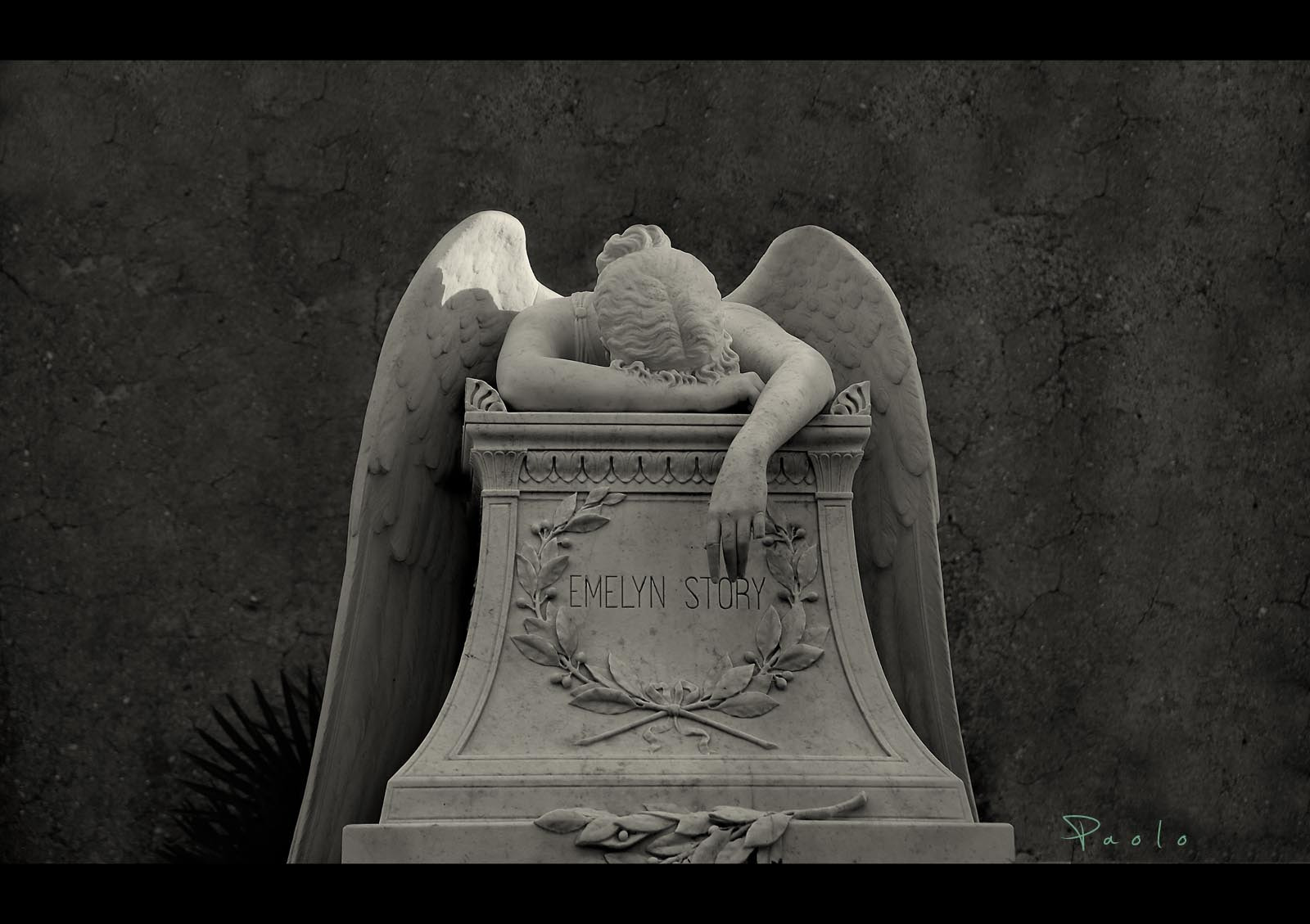 Photograph The crying angel - L'angelo del dolore by Paolo Trofa on 500px