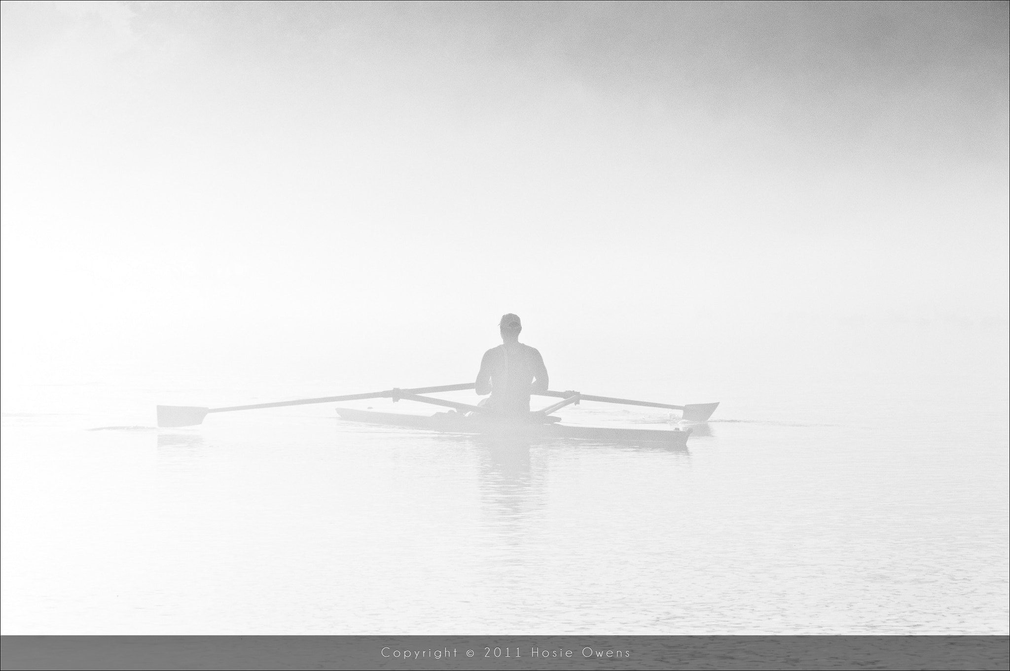 Photograph Rowing on the Chattahoochee River by Hosie Owens on 500px