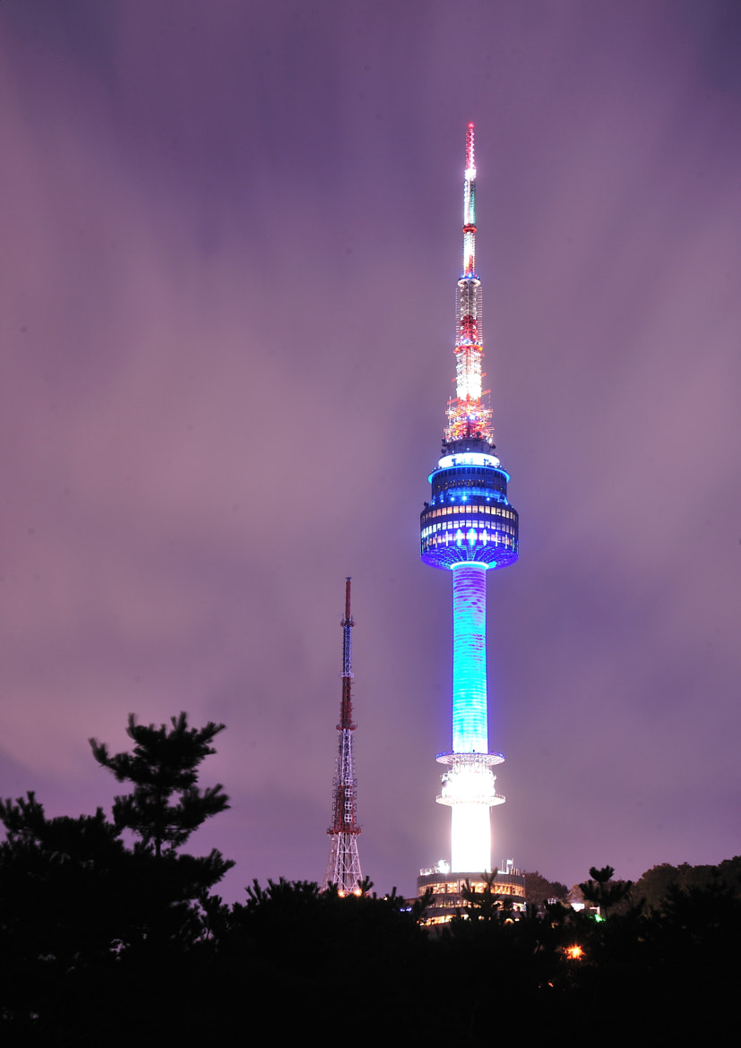 Photograph N Seoul Tower Part2 by Chihiro Imahashi on 500px