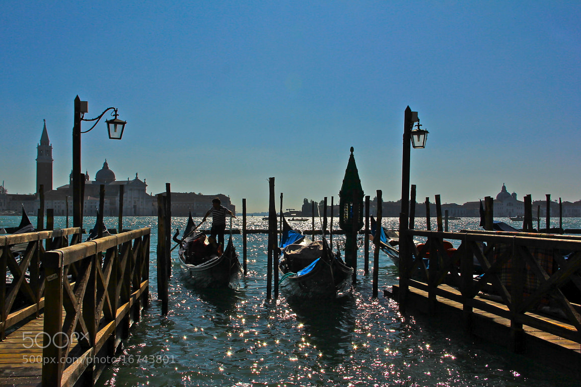 Photograph St. Mark's Square,Venice by Poh Huay Suen on 500px