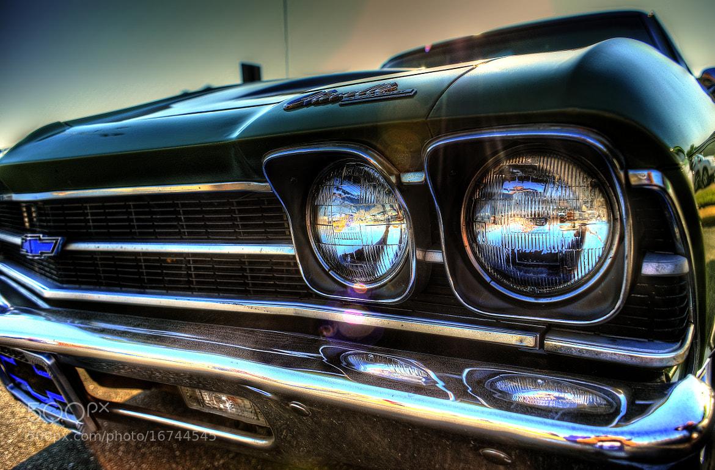 Photograph Chevelle by Sam Commarato on 500px