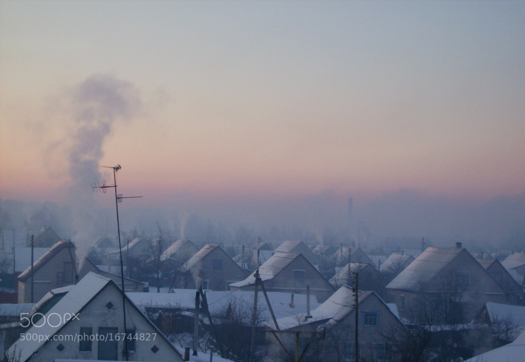 Photograph Frosty morning by Inna Pleshavenya on 500px