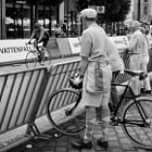 spectator at Hamburg cyclassics