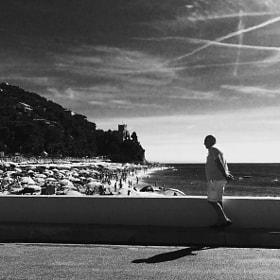 Sea / Mare n.3 - Finale Ligure - Italy, 2016
