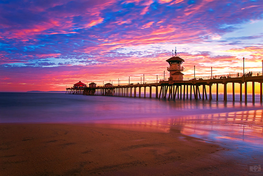 Photograph Painting in the sky by Nhut Pham on 500px
