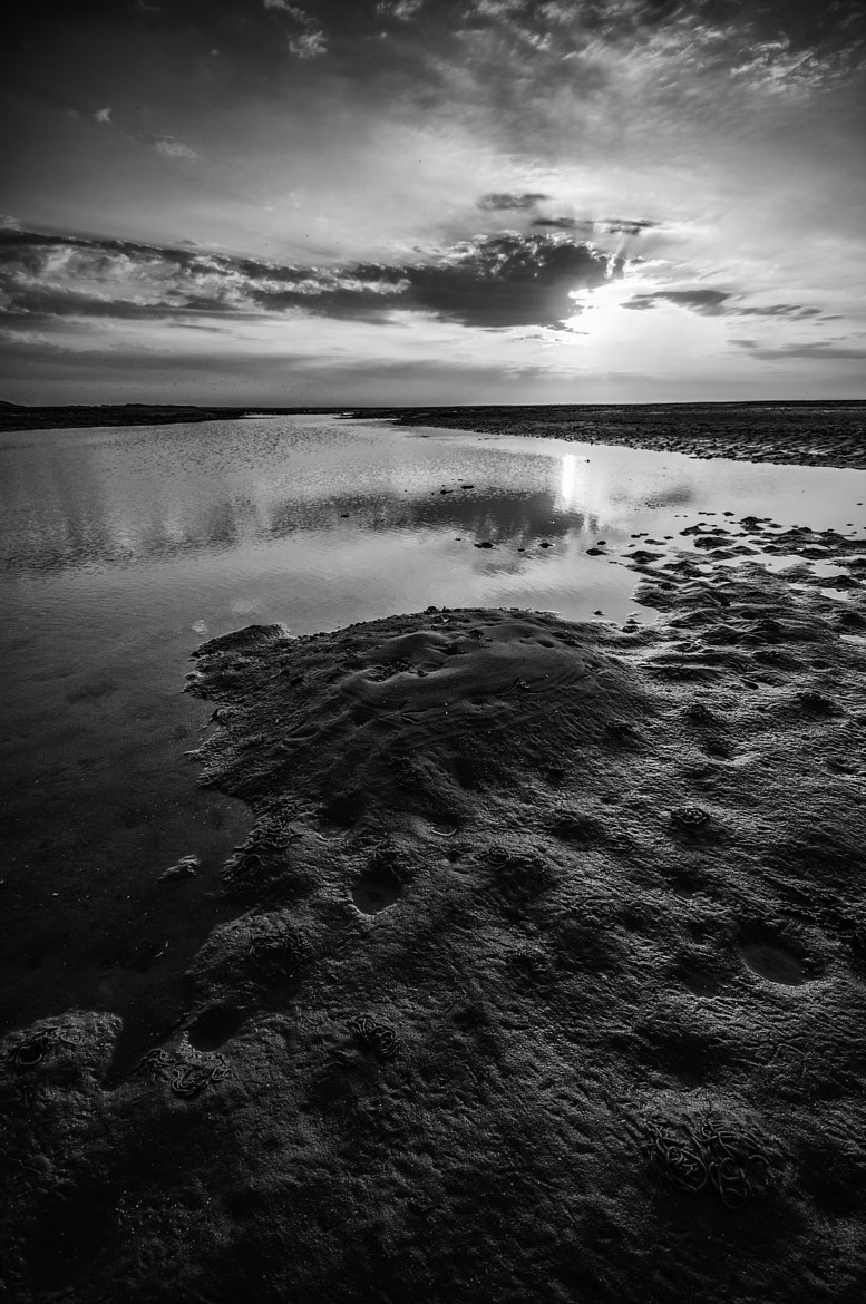 Photograph Blakeney Pit at Low Tide by Jody Lawrence on 500px