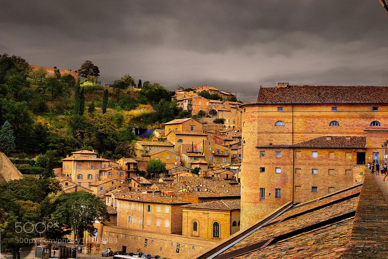 Photograph Old town of Urbino. by Urbinati Roberto on 500px