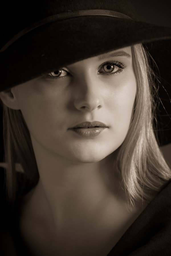 Photograph Louise 2 by Flemming Thorsager on 500px
