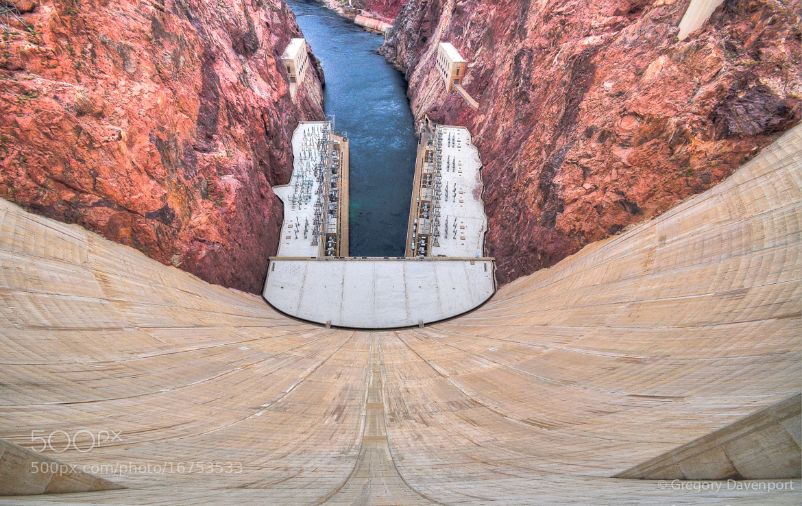 Photograph Hoover Dam by Greg Davenport on 500px