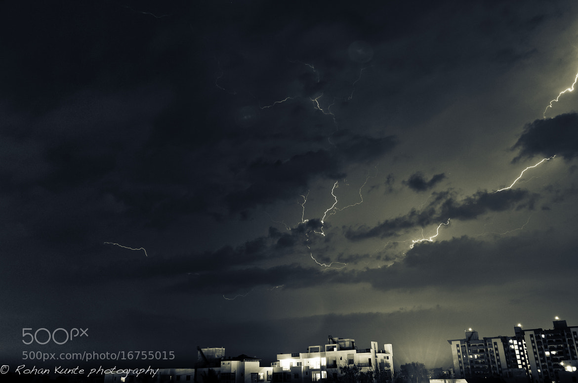 Photograph god's flash by Rohan Kunte on 500px