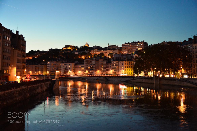 Photograph Lyon - Saône - by Julien REBOULET on 500px