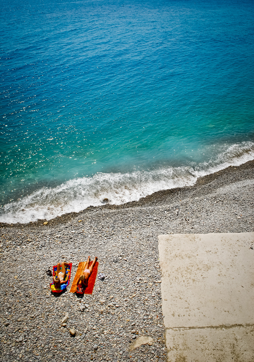 Photograph Beach Club - NICE - by Julien REBOULET on 500px
