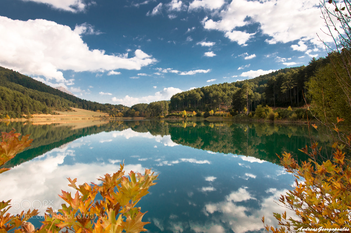 Photograph Greece, lake Doksa by Andreas Georgopoulos on 500px