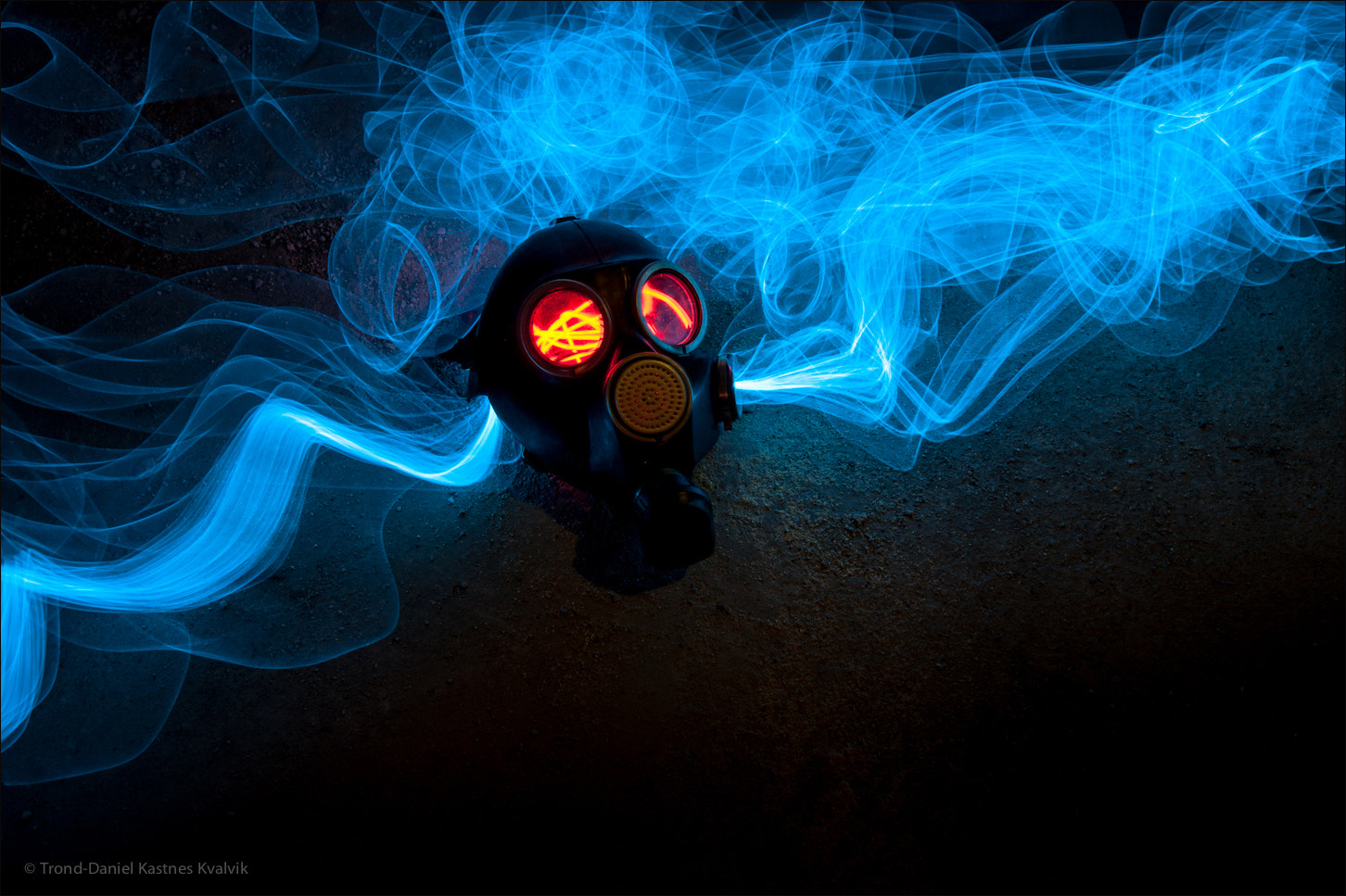 Photograph Gas mask. by Trond-Daniel Kvalvik on 500px