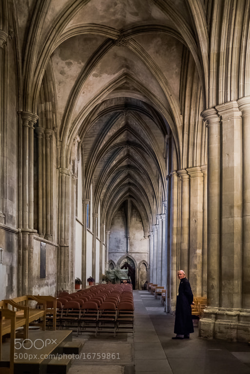 Photograph Gothic Arches by Richard Wilson on 500px