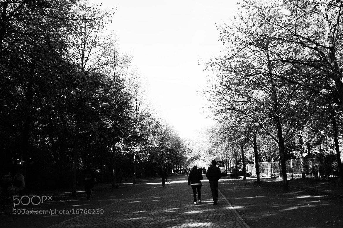 Photograph couple walk by khadija alsaid  on 500px
