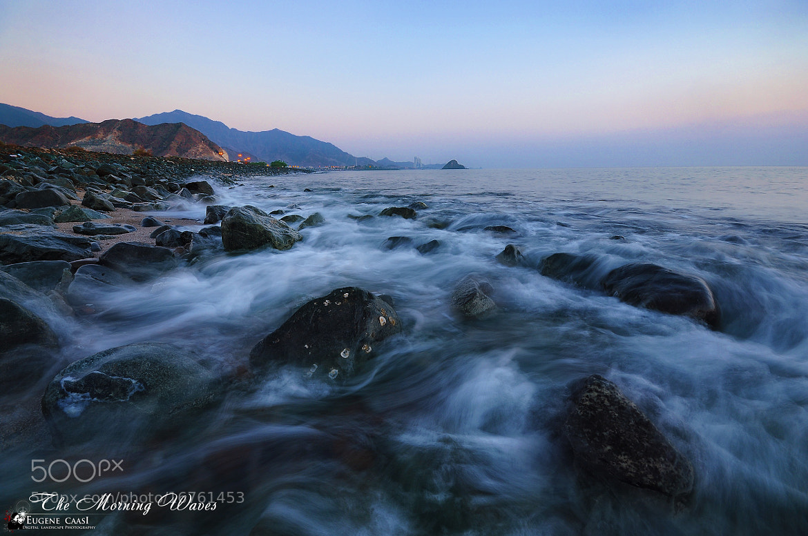 Photograph THE MORNING WAVES by Eugene Caasi on 500px